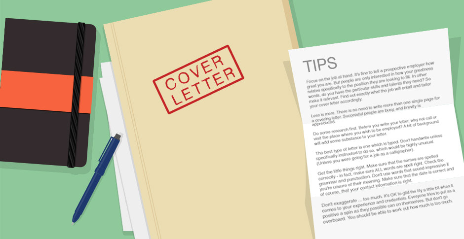 Cover Letter Tips We Ve Got Cover Letters Covered Seek Career Advice