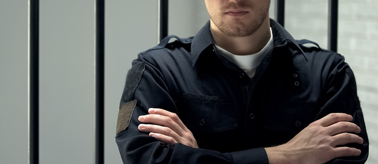 How To Become A Correctional Officer Salary