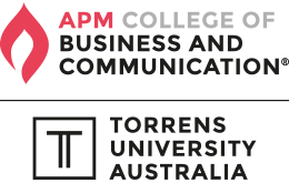 APM College of Business and Communication at Torrens University Australia